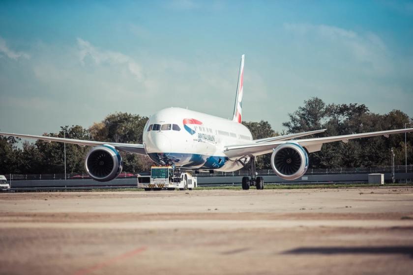 Boeing 787-9 Dreamliner (Image Credit: British Airways)