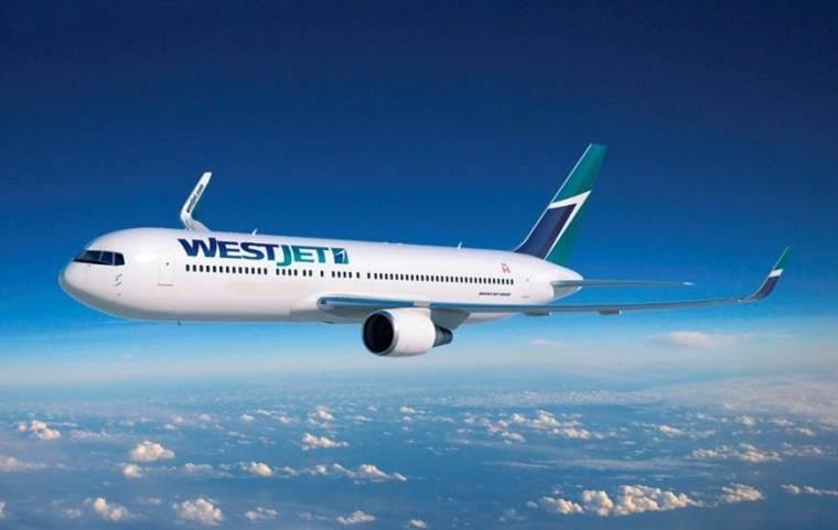 WestJet Boeing 767 aircraft