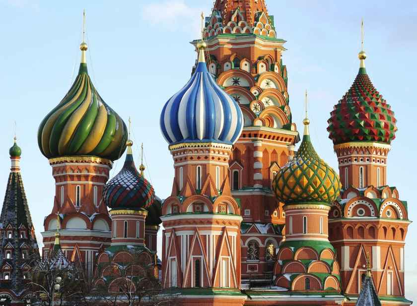Moscow (Image Credit: British Airways)