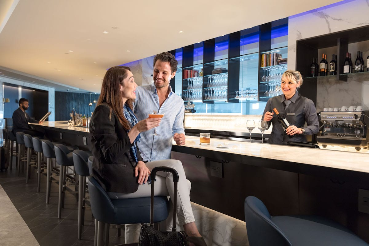 United Reveals Newark Polaris Lounge London Air Travel