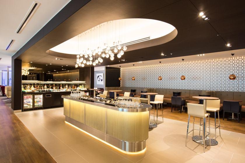 British Airways lounge at Singapore Changi Airport (Image Credit: British Airways)