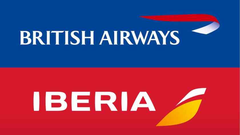 British Airways / Iberia Logos