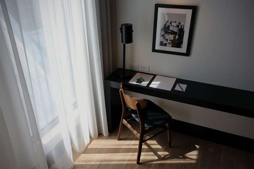 Hotel Room, Hôtel William Gray, Montréal