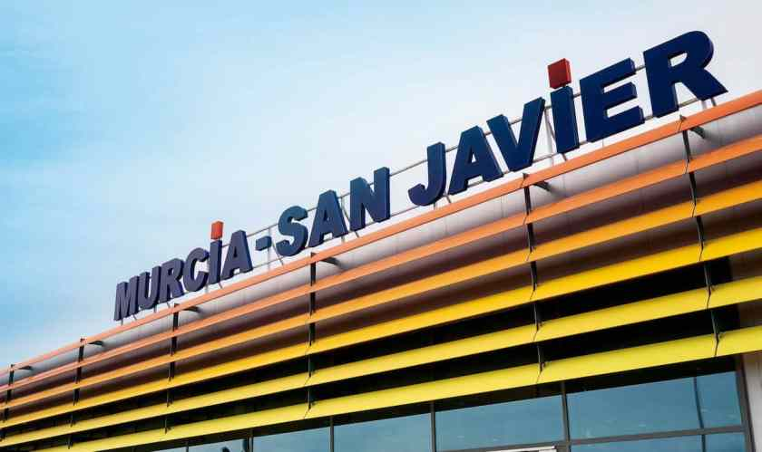 Murcia San Javier Airport