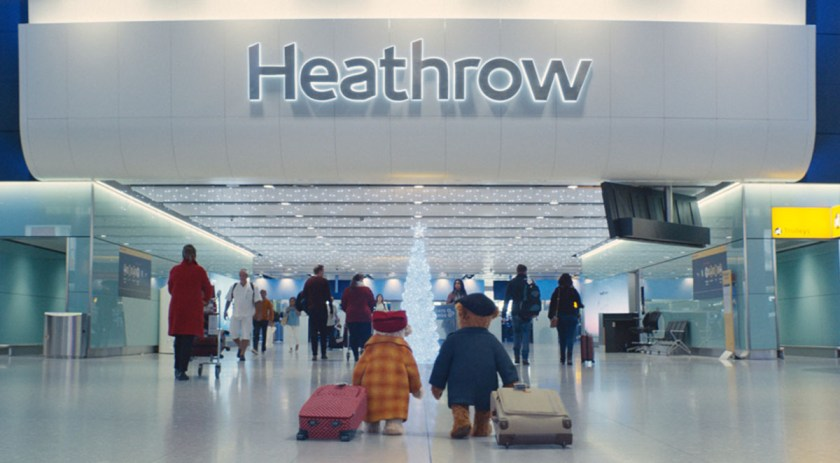 Heathrow 2018 Christmas Film