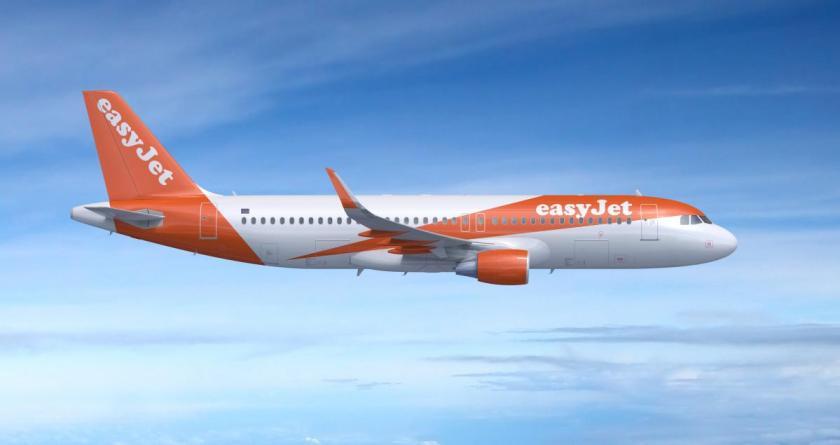 easyJet Airbus aircraft