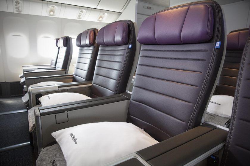 United Premium Plus Cabin