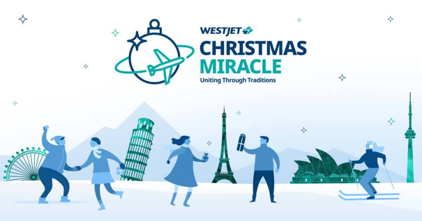 WestJet's Christmas Miracle