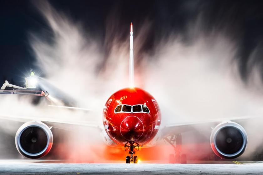 Norwegian Aircraft