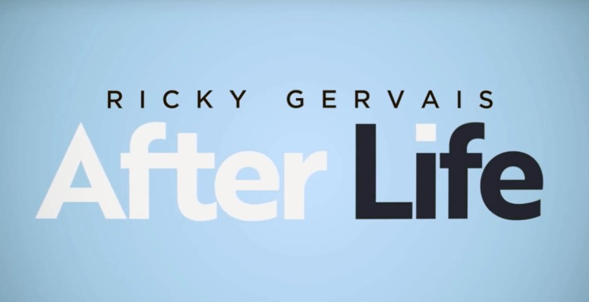 """After Life"", Ricky Gervais, Netflix"