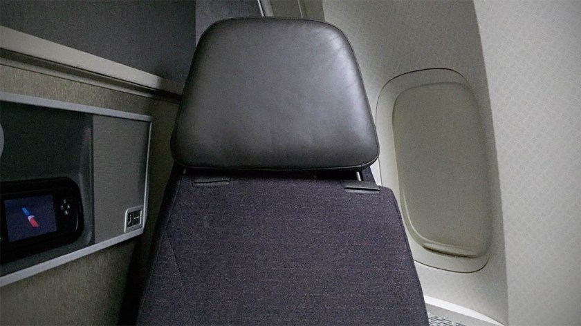American Airlines Boeing 777-200 Business Class Seat