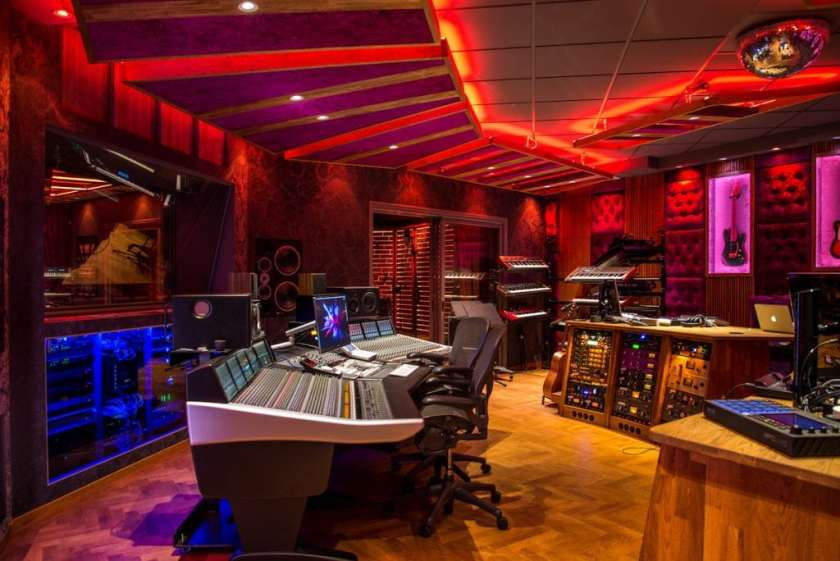 Spotify Studios, Stockholm