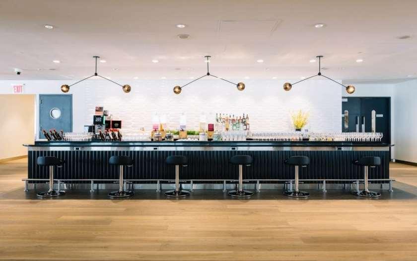 British Airways Club Lounge New York JFK Terminal 7