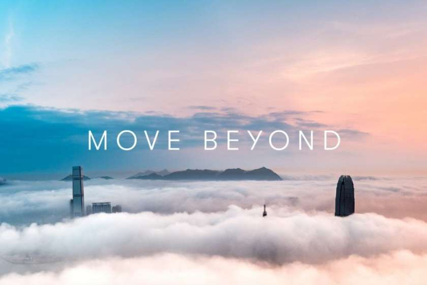 """""""Move Beyond"""" Cathay Pacific"""