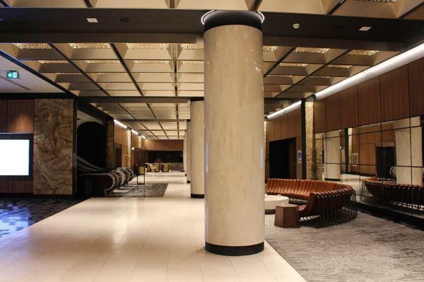 Fairmont The Queen Elizabeth Montreal Lobby