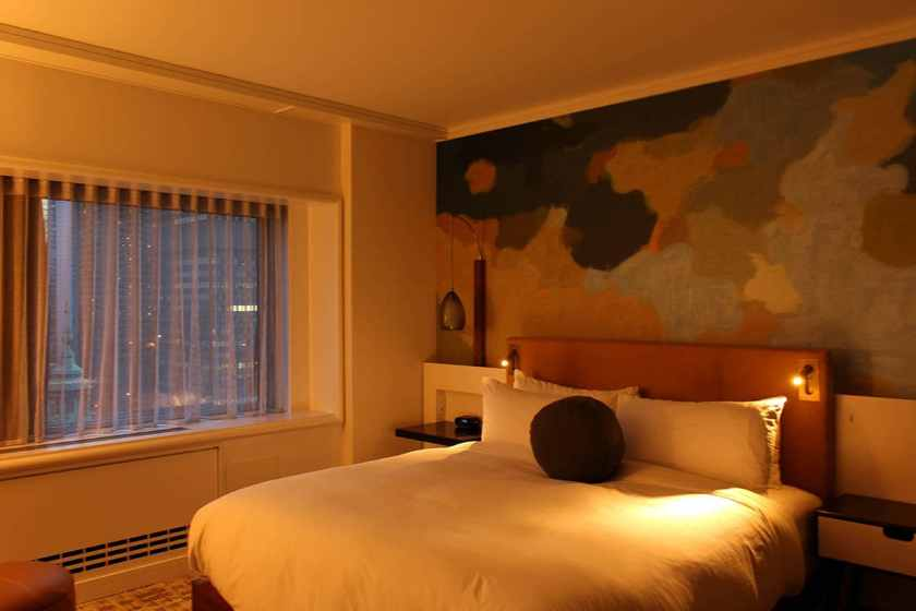 Fairmont The Queen Elizabeth Montreal Room