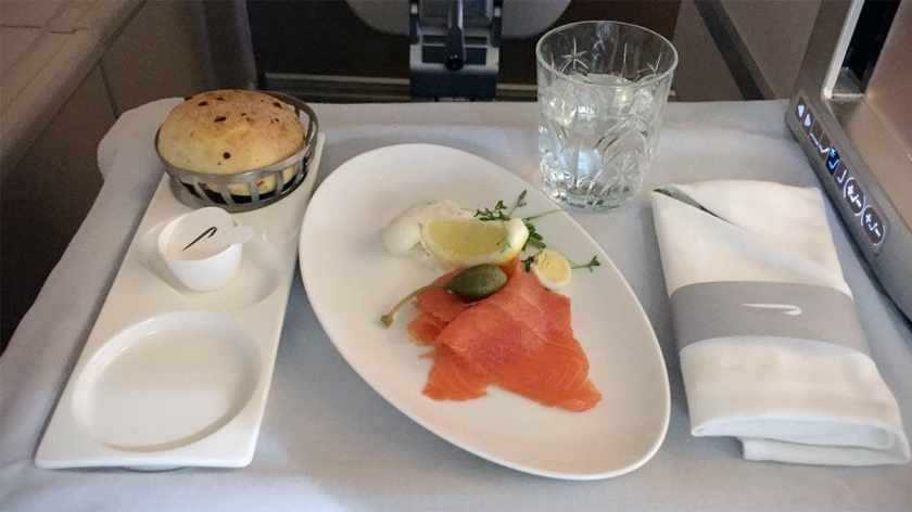 British Airways Club World Starter, Miami - London Heathrow