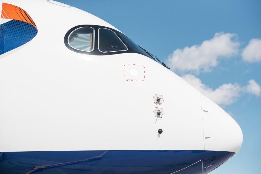 British Airways Airbus A350-1000 G-XWBA Aircraft, London Heathrow