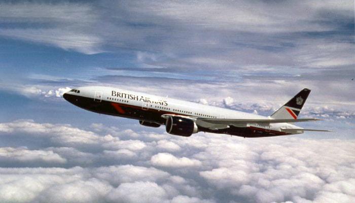 British Airways Boeing 777-200 Landor Livery