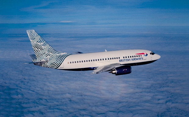 "Comair Boeing 737 Aircraft Matazo Kayama ""Waves And Cranes"" Project Utopia Livery"