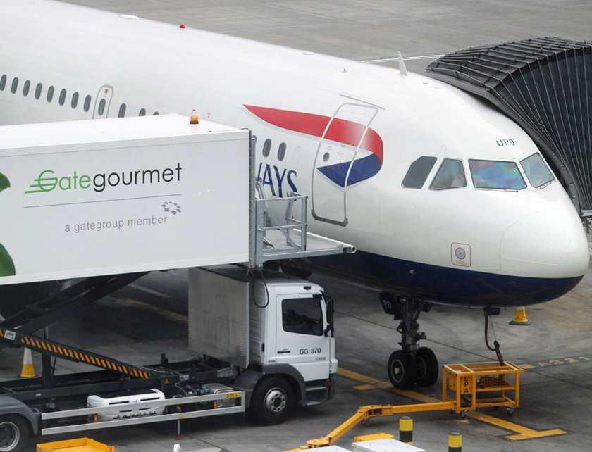 Gate Gourmet & British Airways at London Heathrow