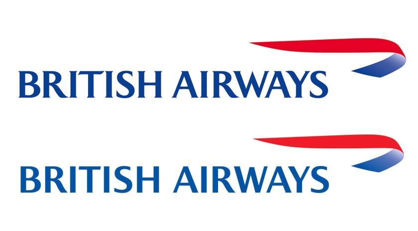 British Airways 1997 & 2019 Logos