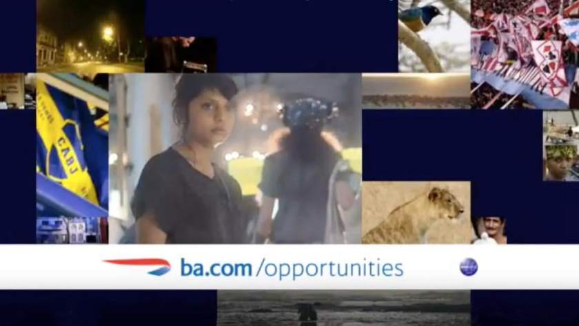 "British Airways ""Opportunities"" advertising campaign, 2009"
