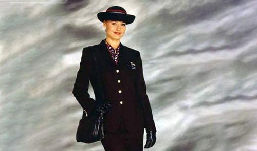 British Airways Paul Costelleo Uniform