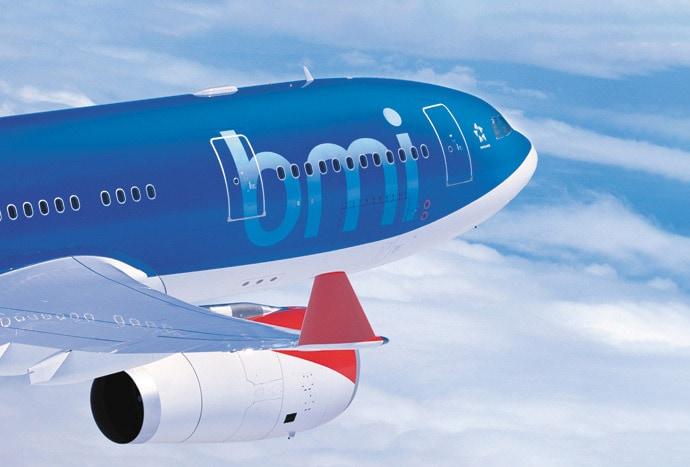 bmi British Midland Aircraft