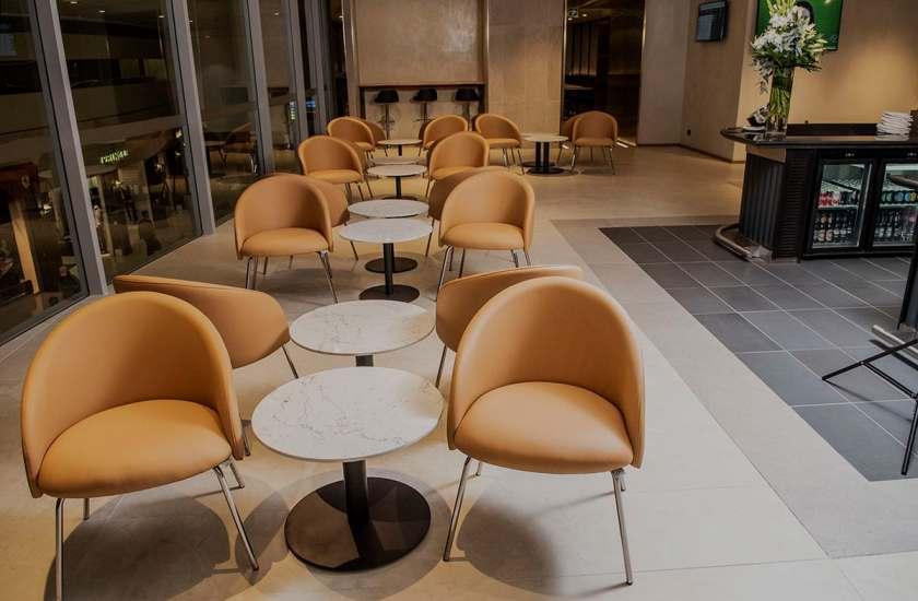 British Airways Lounge Johannesburg