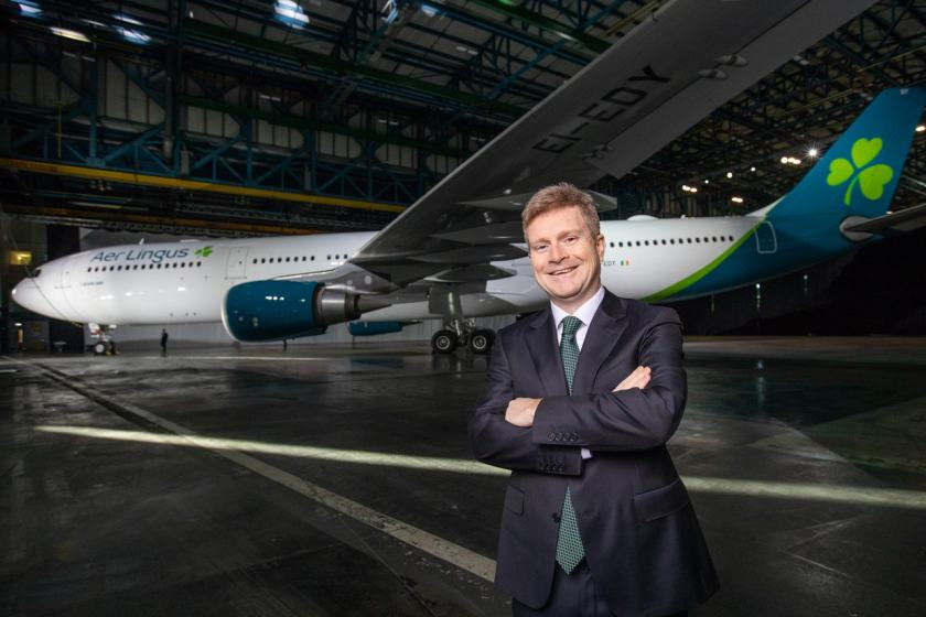 Sean Doyle, Chief Executive, Aer Lingus