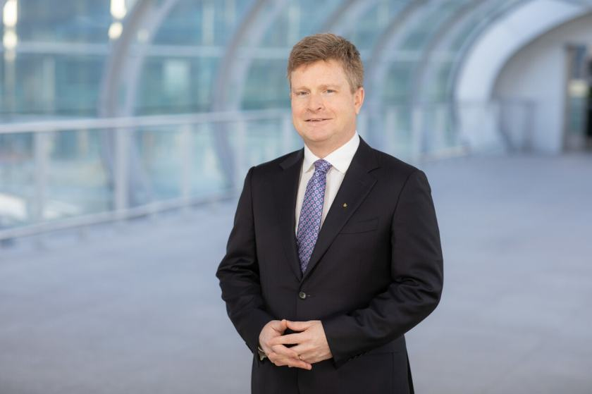 Sean Doyle, Chief Executive, British Airways