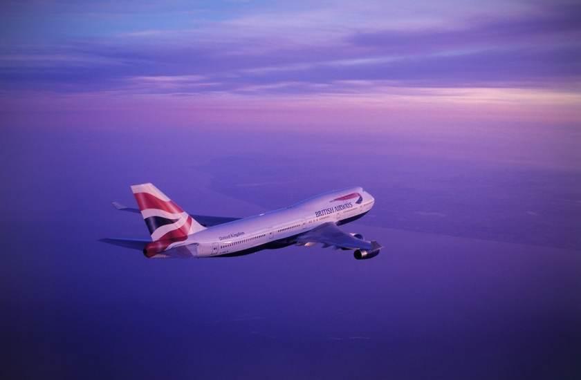 British Airways Boeing 747-436 Aircraft
