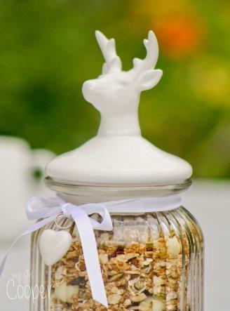 My favourite muesli jar