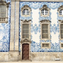 Amazing tiles covering every building