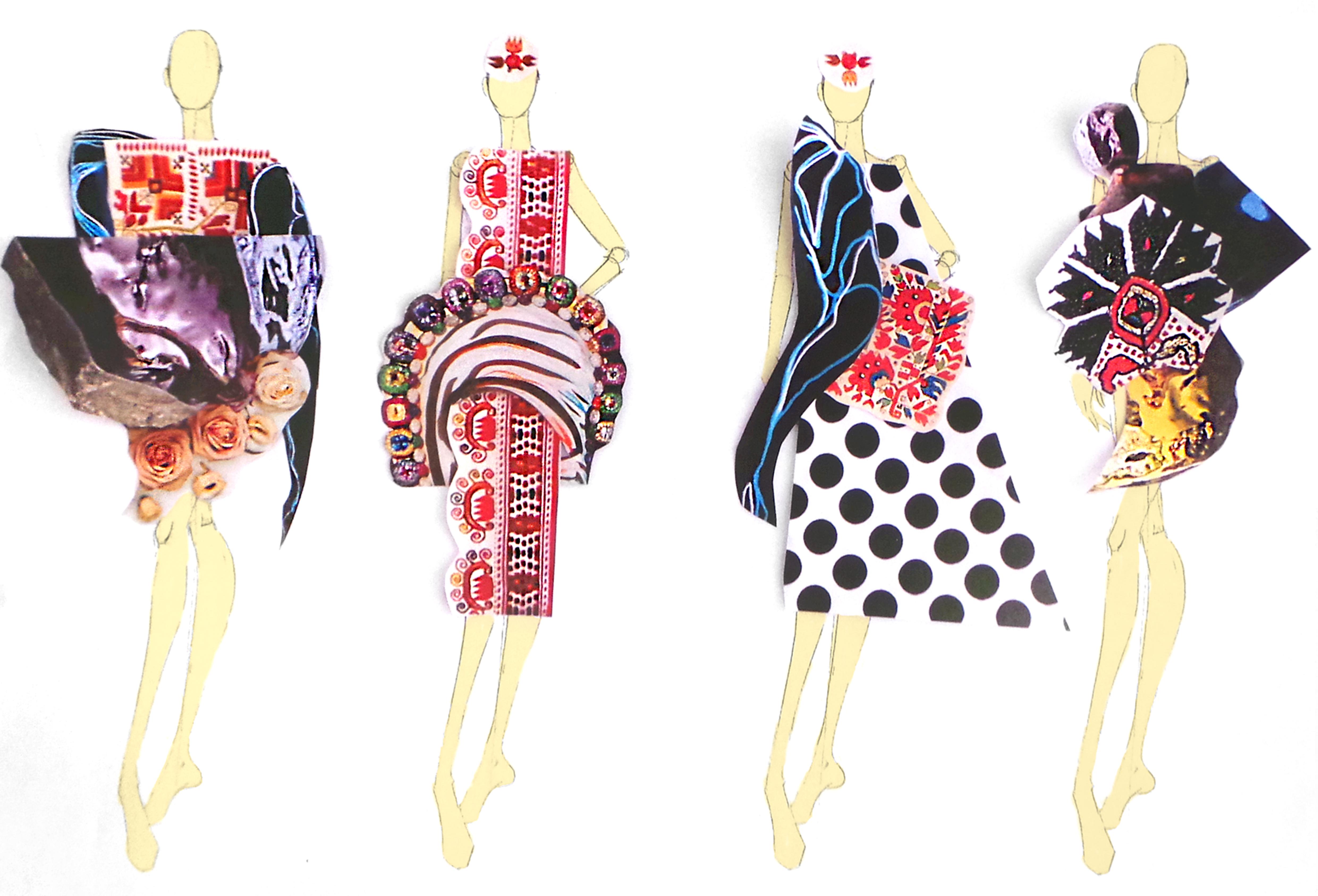 Fashion Design Development Work