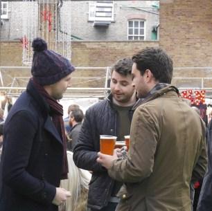 Beer Garden trio square