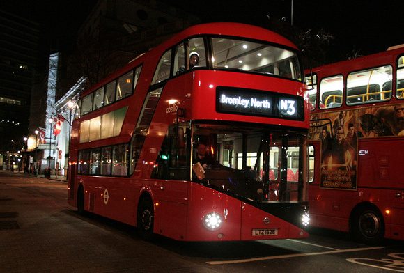 Image result for N3 london bus