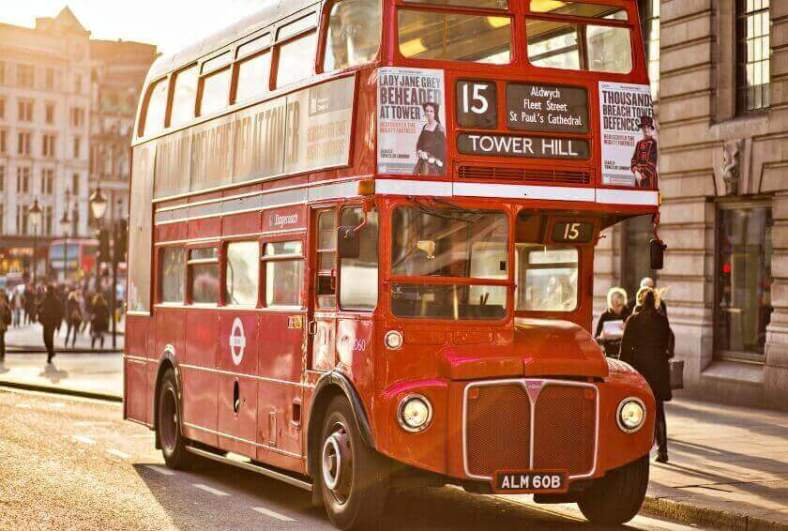 London is Famous for its Red Buses | Routemaster the Most Famous London Red Bus