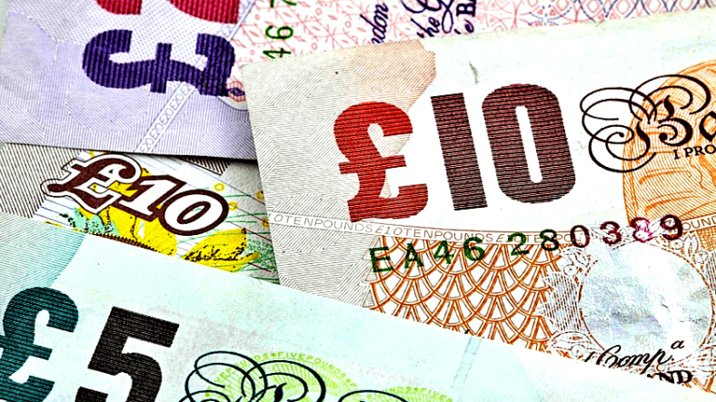 United Kingdom Currency | British Pounds