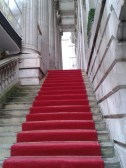 Mansion House Red Carpet