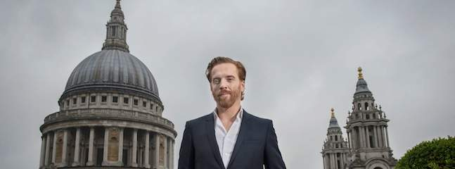 'An actor is always reinventing himself through his characters' - An Interview with Damian Lewis