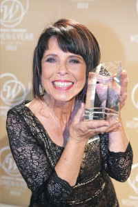 Marisa was elected South African Teacher of the Year 2012