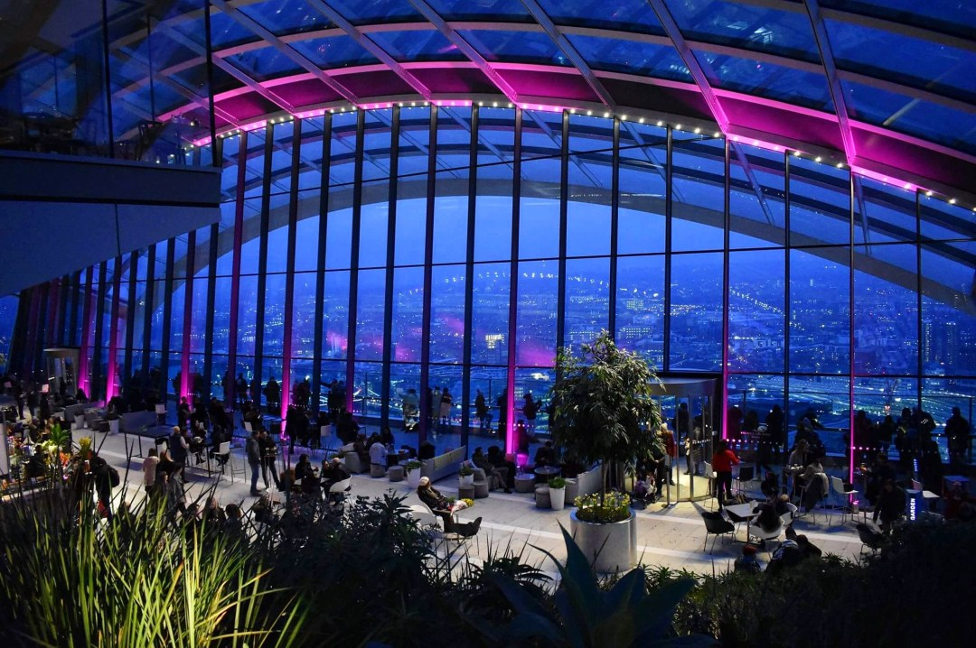 Darwin Brasserie & The Sky Garden