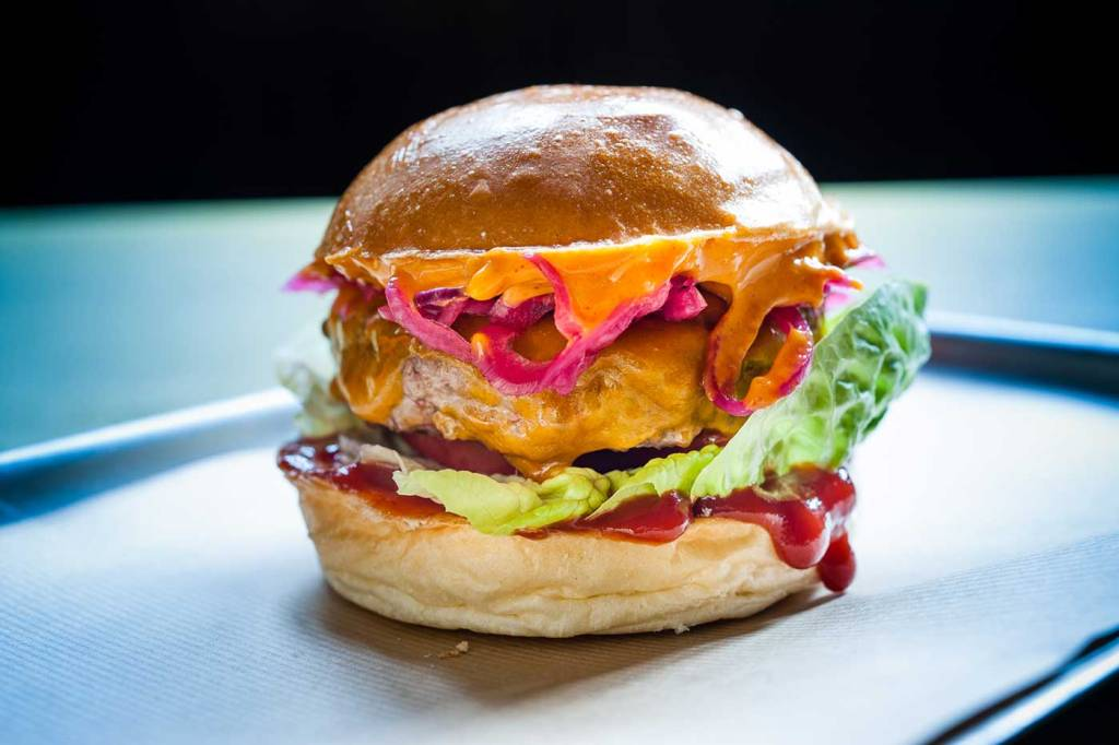The Best Burger in London (…and chicken wings too for that matter!)
