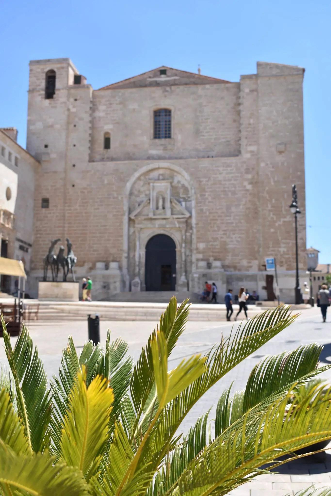 Carmen Church, Menorca