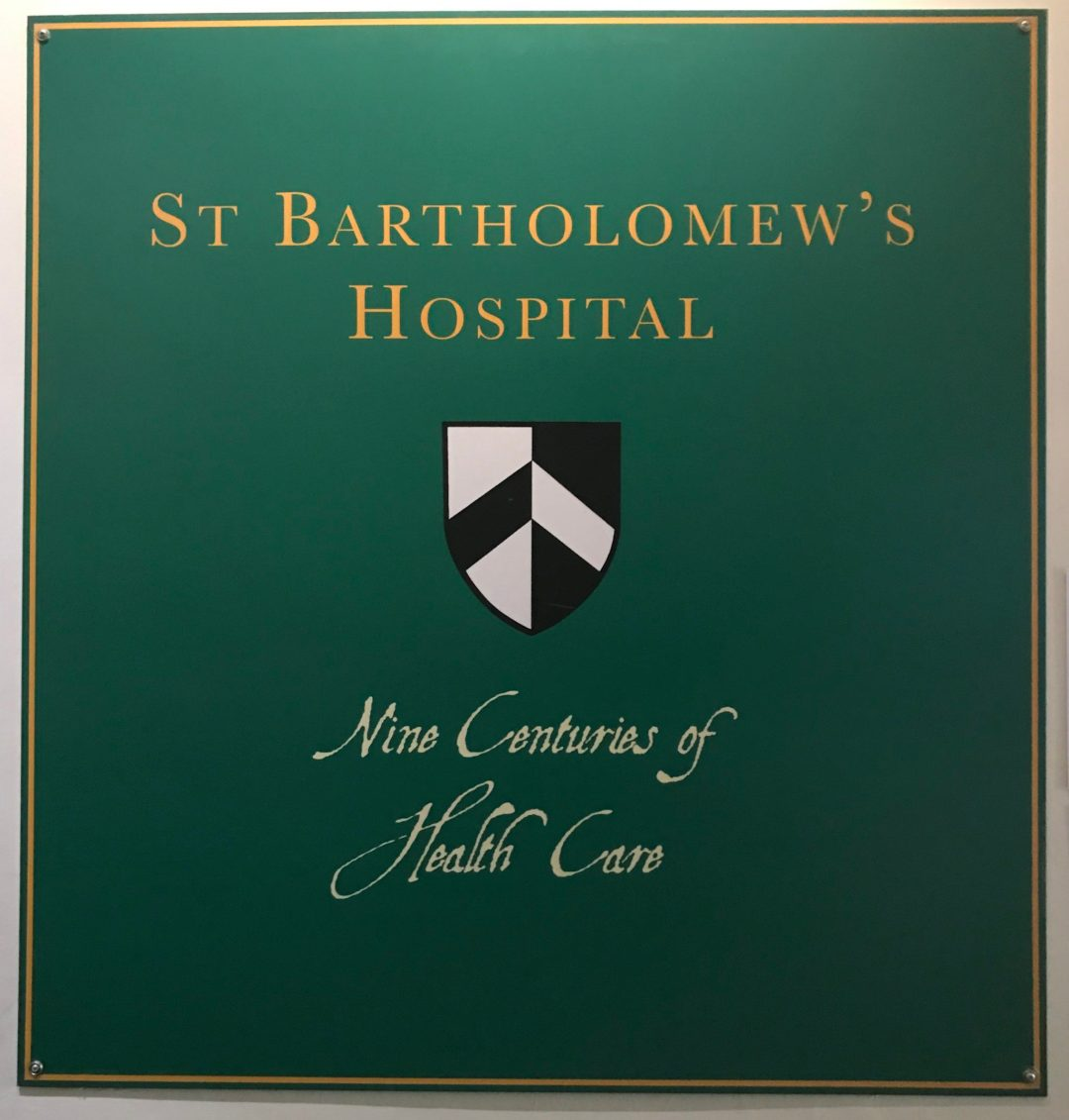 7 things you probably didn't know about St Bartholomew's Hospital