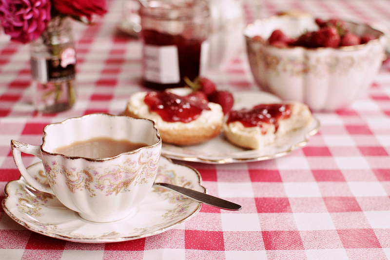 How to host your very own quintessentially British afternoon tea this summer