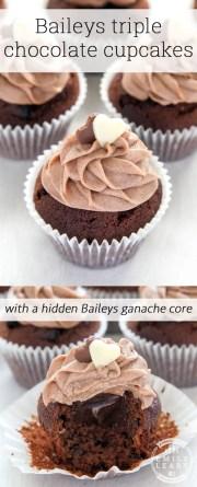 Baileys Cupcakes