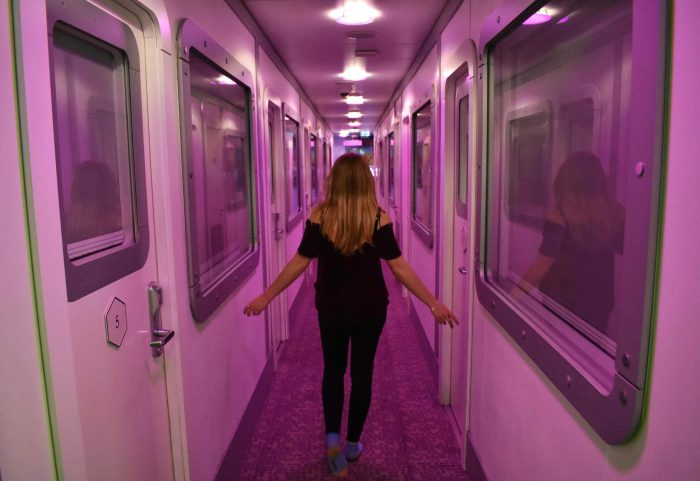 Yotel Air Gatwick London